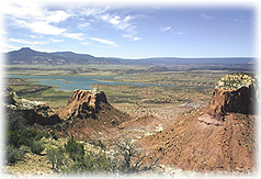 Ghost Ranch is located in some of the most beautiful country New Mexico has to offer.